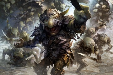 goblin_rabblemaster_by_velinov-d7mv3zs