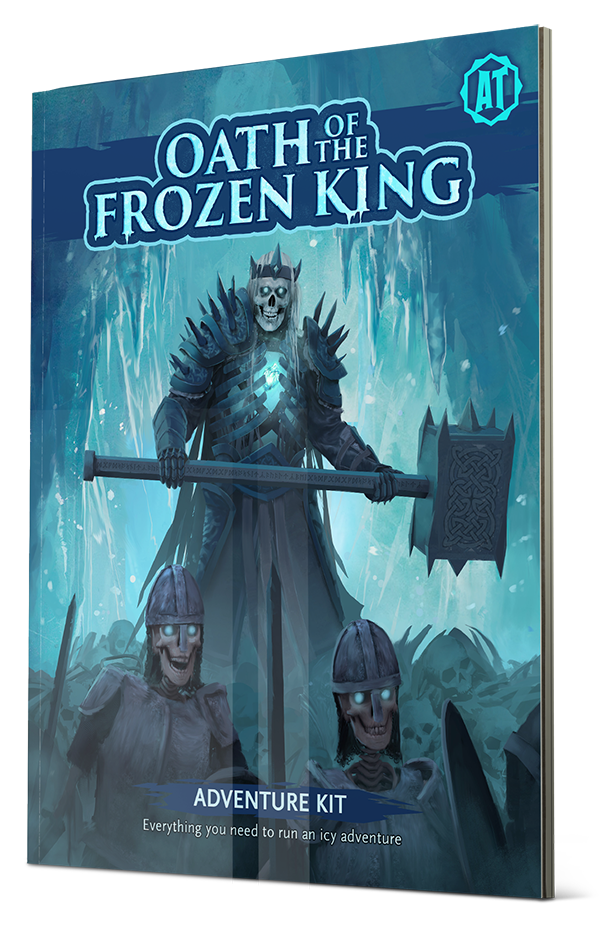 Frozen King_bookModel
